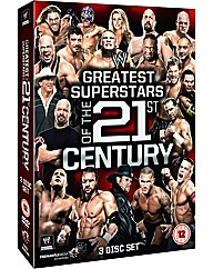 WWE - Greatest Superstars Of The 21st