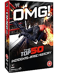 WWE - OMG - The Top 50 Incidents in WWE