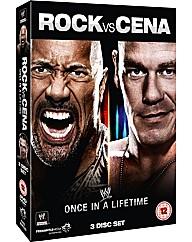 WWE - Rock Vs Cena - Once In A Lifetime