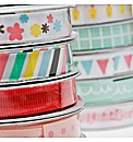 Dear Lizzy Ribbon Value Pack - 24 Spools