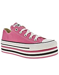 Converse All Star Platform Eva Ox