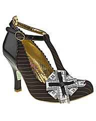 Irregular Choice Bloxy Tea Tape T-bar Co