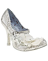 Irregular Choice Cortesan Floral Bar Cou
