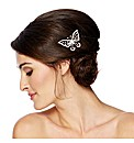 Jon Richard Small Butterfly Hair Comb