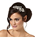 Jon Richard Butterfly Statement Headband
