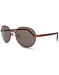 Lacoste Round Metal Sunglasses