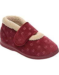 Cosyfeet Cuddly Slipper EEEEEE Fit