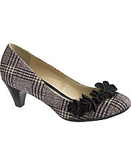 Hush Puppies Sanguin Pump Fl Court
