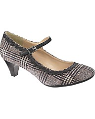 Hush Puppies Sanguin Mary Jane Court