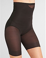 Sheer Hi-Waist Thigh Slimmer