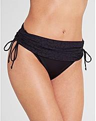 Montreal Adjustable Fold Bikini Brief