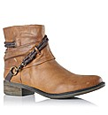 Moda in Pelle Bossed Ladies Boots