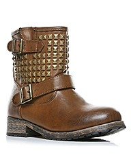 Moda in Pelle Baton Ladies Boots