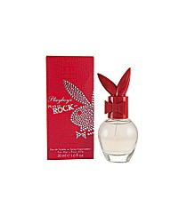 Playboy Play It Rock 30ml Edt for Her