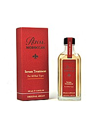 Royal Moroccan Serum Hair Ttment 100ml