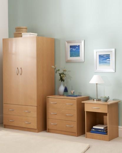 bedroom furniture package deal b j d williams