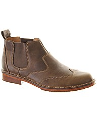 Chatham Ranger Leather Chelsea Boot