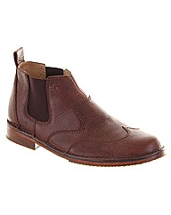 Chatham Ranger Union Jack Chelsea Boot