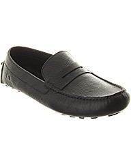 Fowler Leather Moccasin Driving Shoe