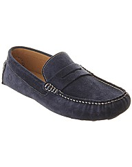 Chatham Fowler Moccasin Driving Shoe