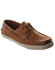 Ollie Leather Cup Sole Boat shoe