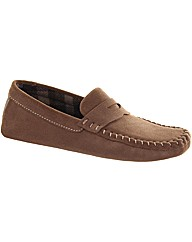 Chatham Cotswold Mens Suede Slippers