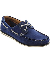 Chatham Portland Bright Suede Boat Shoe