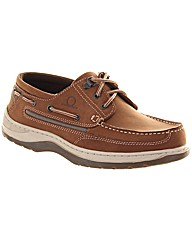 Chatham Yachting Leather Boat Shoe