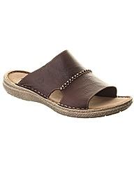 Chatham Huron Leather Mule Sandal