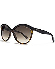 Jimmy Choo Malaya Sunglasses
