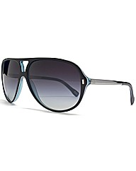 D&G Plastic Aviator Sunglasses
