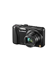 Panasonic DMC-TZ35 Camera Black 16MP