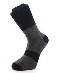 Hi-Tec Cushioned Walking Socks