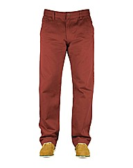 Mens Red Reed Chinos