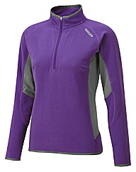 Tog24 Chamois Womens Polartec Zip Neck