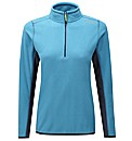 Tog24 Ally Womens tcz fleece zip neck
