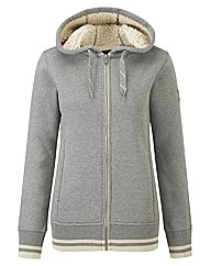 Tog24 Alex Womens Fleece Lined Hoodie