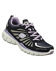 Skechers Sk11775 Lace Up Trainer