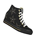 Skechers Daddys Money Star Studded Wedge