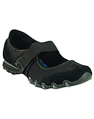 Skechers Womens Epic Biker Sporty Shoe