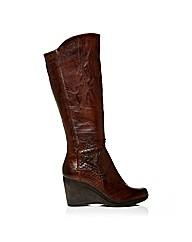 Moda in Pelle Geraldina Long Boots
