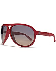 Gucci Plastic Aviator Sunglasses