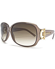 Gucci Diamante Detail Sunglasses