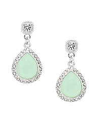 Jon Richard Pacific Peardrop Earring
