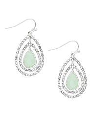 Jon Richard Pacific Multi Drop Earring