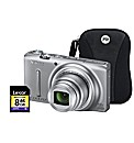 Nikon Coolpix S9400 3D Silver Camera Kit