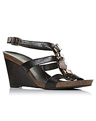 Moda in Pelle Queensbury Ladies Sandals
