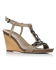 Moda in Pelle Pilate Ladies Sandals