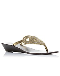 Moda in Pelle Qamra Ladies Sandals
