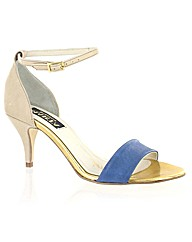 Marta Jonsson leather sandal